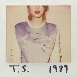 1989 album art